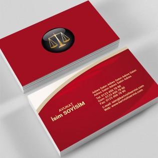 Avukat Kartvizit