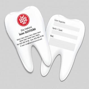 Diş Hekimi Kartvizit