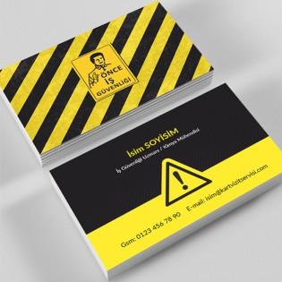 İş Güvenliği Uzmanı